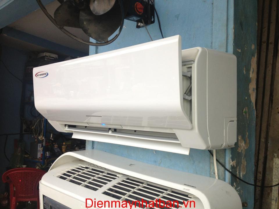 Kho máy lạnh nội địa Nhật giá sỉ cho Anh Em bạn thợ,bảo hành 24 tháng chỉ 500k - 5